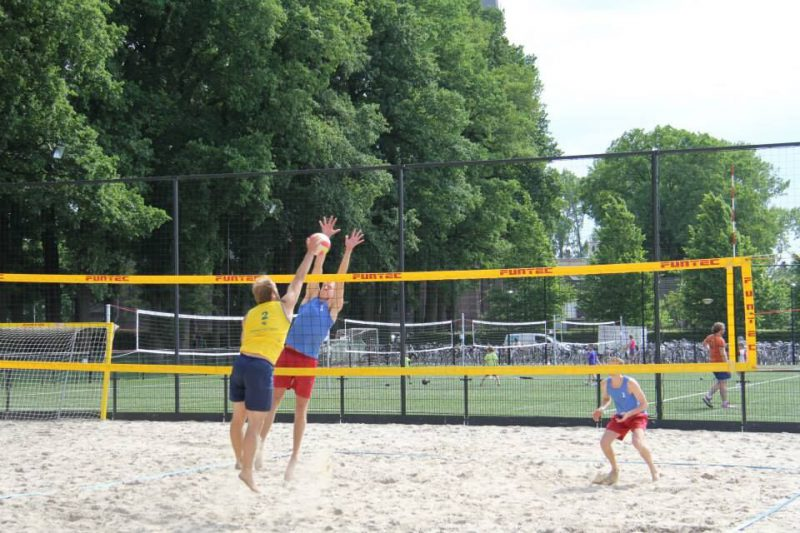 Beachvolleybal competitie