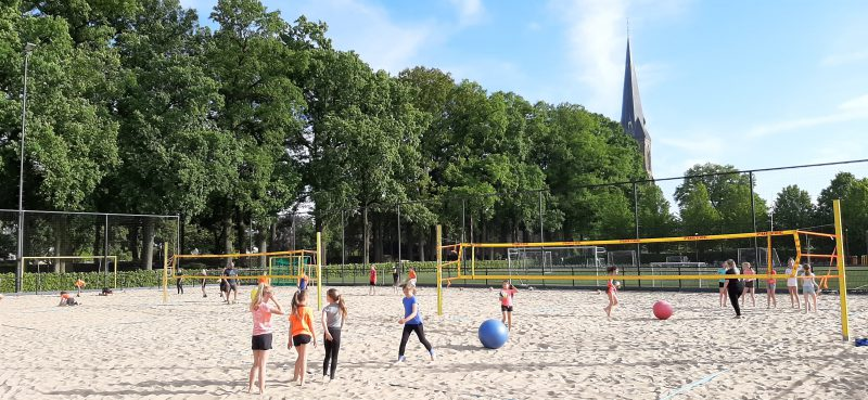 beachvolleybaltrainingen