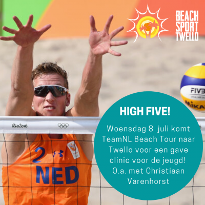 TeamNL Beach Tour
